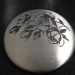 Laser Engraved/etched /marked pewter