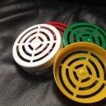 laser cut plastic tops